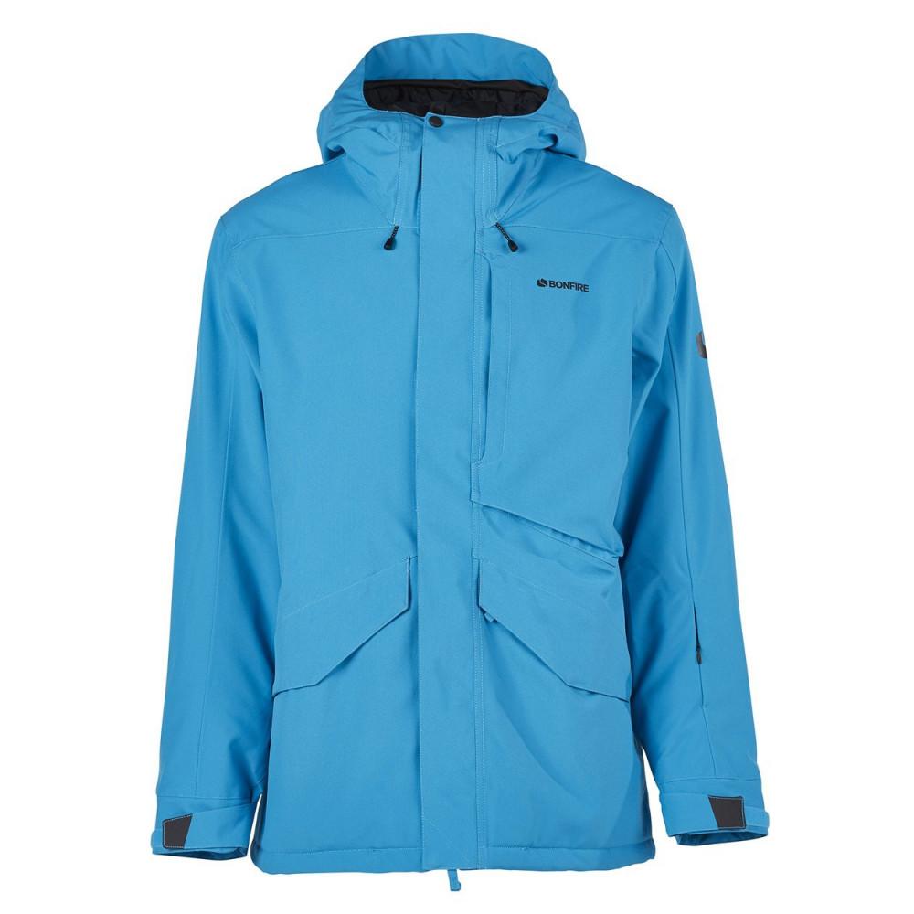 Bonfire Vector Jacket Insulated Cyan 2020
