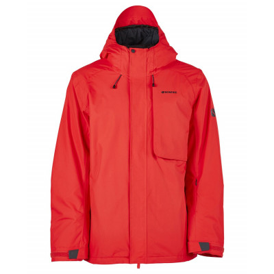 Bonfire Strata Jacket Red 2020