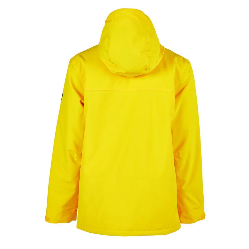 Bonfire Vector Jacket Insulated Yellow 2020