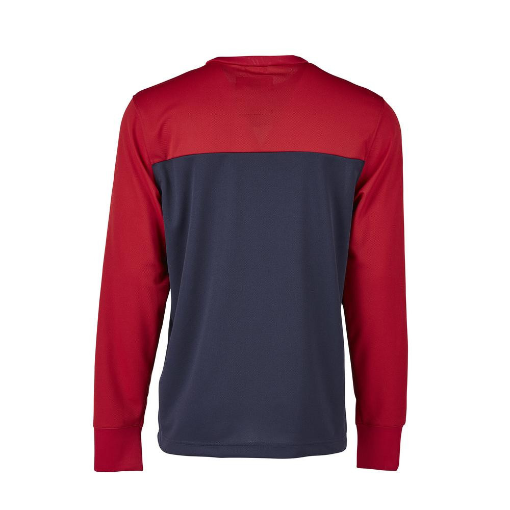 Sessions M Roost Riding Jersey Deep Red